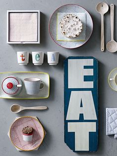 Keuken :: #Libelle :: accessoires Carla tableware by Bloomingville - www.bloomingville.com