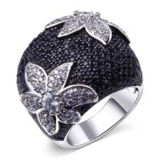 Black flower ring Jewelry black CZ party birthday jewelry White gold/Gold plated 2016 black and white ring Sparkly Zircon Ring     Tag a friend who would love this!     FREE Shipping Worldwide     Get it here ---> http://jewelry-steals.com/products/black-flower-ring-jewelry-black-cz-party-birthday-jewelry-white-goldgold-plated-2016-black-and-white-ring-sparkly-zircon-ring/    #earrings