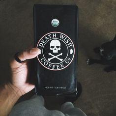 Kuva #deathwishcoffee Instagramista irrelevantnamehere