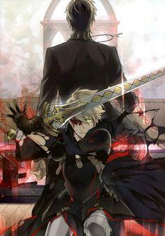 Fate / prototype - saber
