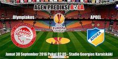 Prediksi Bola Olympiakos vs APOEL 30 September 2016