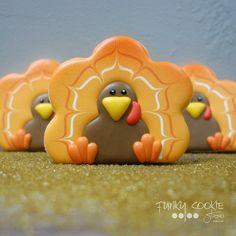❥Thanksgiving   Cookies