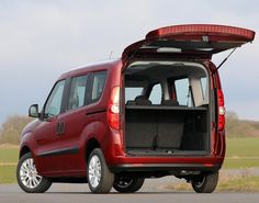Fiat Doblo - practical family transport   Eurekar