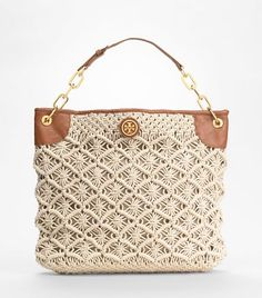 Claire Hobo | Womens Top Handles & Shoulder Bags | ToryBurch.com
