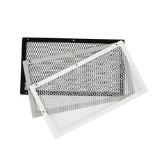 HY-C VG1018S-1B Stainless Steel Foundation VentGuard with Black Wildlife Exclusion Screen, 10' x 0.25' x 18' * Visit the image link more details.