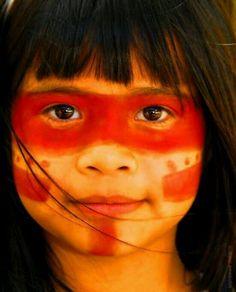 #Dia19Abril #DiaDoÍndio ♥ ☆ ☆Índio Guarani, Aracruz,ES