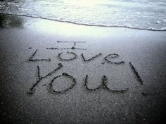 Messages from the heart - angled for a background image. Custom orders available!  http://fiverr.com/hawaiiphotogirl/write-the-your-namebusiness-namemessage-in-the-sand-at-a-black-sand-beach-and-photograph-it