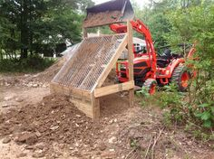 Outdoor Tools, Outdoor Projects, Art Projects, Tractor Accessories, Atv Accessories, Compact Tractors, Small Tractors, Kubota Tractors, Landscaping Tools