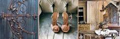 Vintage Channel shoes | VIA #WEDDINGPINS.NET