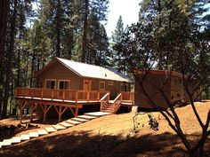 Cabin vacation rental in Arnold from VRBO.com #Modern #Shed #Sheds #prefab #prefabricated #outdoor #backyard #structure #structures #cabin #mountain #vacation #rental #travel #vrbo #Modern-Shed #ModernSheds