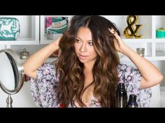 How to: Victoria's Secret Waves