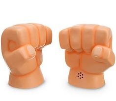 Disney Wreck-It Ralph Exclusive Ralph Smash Hands by Disney. $30.90. Smashing!  Slip into Ralph's smash hands for a soft-smacking pair of toy foam fists that truly talk! Just throw a punch with the right to hear smashing sounds and Ralph phrases! Requires 3 x AG13 button cell batteries, included.  -- Ages 3+