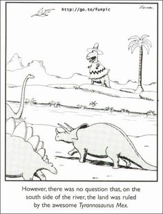 Tyrannosaurus Mex!