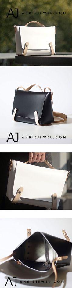 d683e16fdf593 Handmade Leather Handbags Womens Leather Satchel Handbags Crossbody  Shoulder Bags Purse