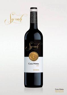 Syrah • Vino de España en China