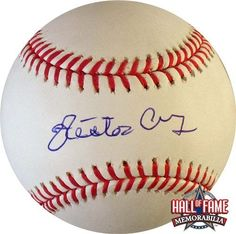 Hector Cruz AutographedHand Signed Official MLB Baseball >>> To view further for this item, visit the image link. (Note:Amazon affiliate link)