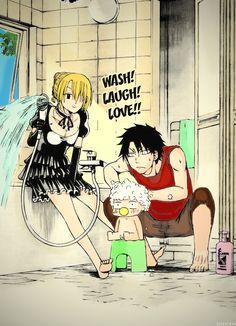 Wash. Laugh. Love. by xXsabrina93Xx.deviantart.com on @DeviantArt
