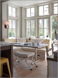 Ajouter un coin petit-déjeuner à votre maison! ~ Décor de Maison / Décoration Chambre