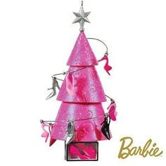 Its All About Shoes Barbie Shoe Tree 2010 Hallmark Ornament ** Continue to the product at the image link.