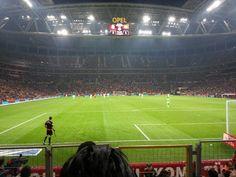 Ali Sami Yen Arena #ultraslan #pegasusalt #galatasaray