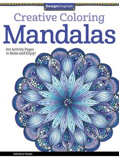 Colorful cosmic circles to create! Discover the esoteric power of the mandala with the 30 relaxing and creative illustrations inside this book! Talented artist Valentina Harper opens up a world of sacred circles in this inspiring coloring book for grown-ups. You don't need to have the skills of an artist to personalize these rich, intricate drawings. Each vibrantly detailed illustration is designed for creative experimentation. Valentina provides easy-to-follow tips on how to color each…