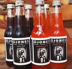 Jones Soda Co.  myJones