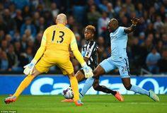 Chuỗi trận sa sút của đương kim vô địch Premier League Manchester City tiếp tục nối dài sau khi họ phải nhận thất bại 0-2 ngay trên thánh địa Etihad trước Newcastle United ở vòng 4 Capital One Cup vừa kết thúc rạng sáng 30/10. http://xoso.wap.vn/ket-qua-xo-so-dong-thap-xsdt.html http://xoso.wap.vn/ket-qua-xo-so-tay-ninh-xstn.html