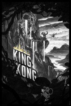 King Kong by NICOLAS DELORT /