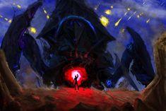mass effect reaper fight by Blavit on DeviantArt Mass Effect Reapers, Mass Effect Art, Black Order, Sci Fi, Darth Vader, Savior, Aurora, Robot, Deviantart