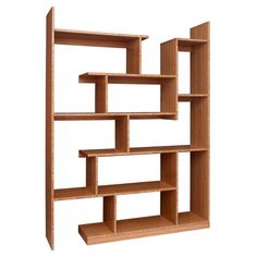 Bamboo Stagger shelves by Brave Space Design ($2795)