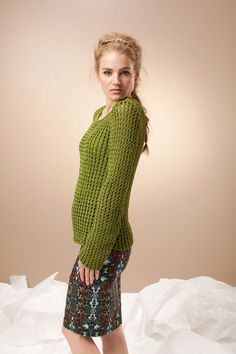 LANG YARNS FATTO A MANO 198 - COLLECTION # 9 Giulia Lang Yarns, Leg Warmers, Creations, Crochet Patterns, Spring Summer, Turtle Neck, Legs, Knitting, Sweaters