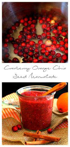 Cranberry Orange Chi