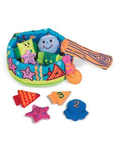 Take a look at this Melissa & Doug  Fish & Count Game today!