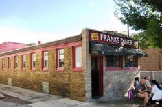 Frank's Diner, Kenosha, Wisconsin