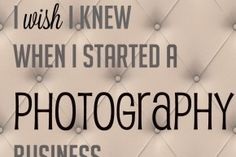 Photography Tips » Photography pin now, read later