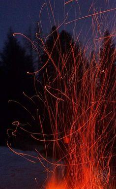 Magic Fire...