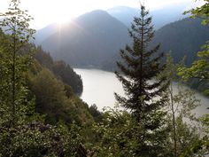 * Lago Ritsa * Abkhazia.