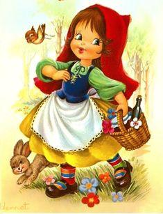 Maravillosas Ilustraciones de Cuentos Infantiles - Licena Hill