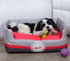 Panier pour chien et chat SWEET 70cmx60cmx18cm - FORTISLINE.FR -accessoires pour les animaux - tapis de sol automobile - petit mobilier