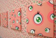 Murakami Jellyfish Eyes