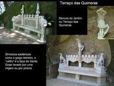 Viagem pela Arte II: Quinta da Regaleira – Um Mundo Fantástico - Terraço das Quimeras.