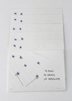te ordené las estrellas por constelaciones