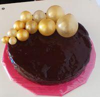Sandy's Kitchendreams: Golden Bubble Cake