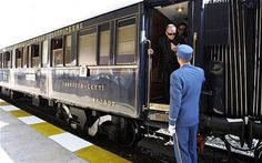 The Orient-Express: Great Train Journeys - Telegraph Our series will help you tackle the world's greatest train journeys. This week: a classic journey from London to Venice on the Venice Simplon-Orient-Express.