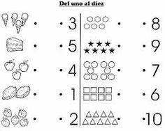 Resultado de imagem para atividades de matemática pré escolar