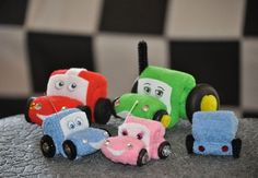 Washcloth Cars How to Video and PDF for Diaper Cakes #HAFshop #HAF #handmade #gifts $4.50