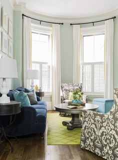 Best Color Schemes For Bedrooms Blue Sofas And Loveseats On 400 x 300