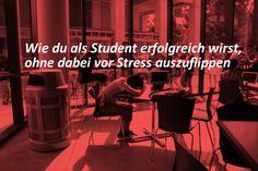 Ein Studium kann mega stressig sein. Wie kannst du am besten mit Stress im Studium umgehen? So lernst du, entspannter an deine Aufgaben zu gehen.