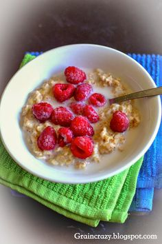Toasted Oatmeal and Almond Butter