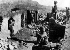 The Battle of Saragarhi, 1897, one of history's greatest last stands. 21 soldiers of the 4th Battalion of the British India's Sikh Regiment faced an advancing army of 10,000 Afghan Pathans. Every Sikh present refused both retreat or surrender. All 21 men died defending their fort, taking 600 of the invading Pathans with them.